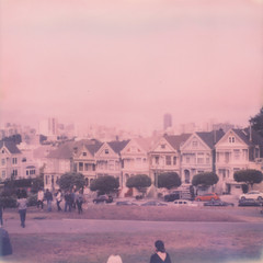 (auspices) Tags: polaroid sx70 san francisco landscape instant film roid week 2016 california usa