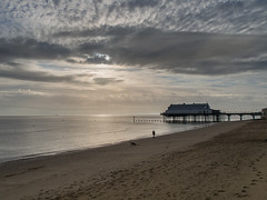Cleethorpes 01.10.2016 (Reynard_1884) Tags: olympusomdem5 olympus seasideresort england greatbritain micro43rds em5 mirrorless riverhumber microfourthirds beach seaside cleethorpes coastaltown lincolnshire mu43 northeastlincolnshire seafront coast uk olympusomd