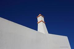 Minimalismo portugus (Placido De Cervo) Tags: portugal minimalism white blanco albufera architecture algarve arquiteturaportugus