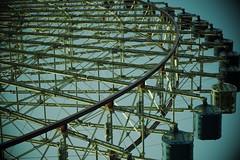 Circle of Eternity (memories of time) Tags: japan kanagawa yokohama minatomirai ferriswheel
