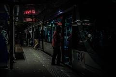 tram (muzafarsujra) Tags: night bordeaux street streetphoto nightphotography bordeauxmaviile light france people color sony7r sony image photo photographe photographes sonyimage