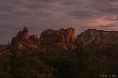 _DSC9189 (jbaker6886) Tags: ahpw arizona cathedralrock sedona colors redrocks sunrise sunset