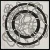 Life Preserver (Abstracted Distractions (FKA ElDel777)) Tags: doodle ar art modernart abstract abstractart drawing penandink blackandwhiteart blackandwhite circles lifepreserver tangle sketchbook zentangle zendoodle