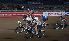 aThree02 (nottheviewsofmyemployer) Tags: sir bradley wiggins mark cavendish six day velodrome london sport cycle cycling racing lee valley olympic bradleywiggins markcavendish wiggo track madison derny world champions sixday bike race
