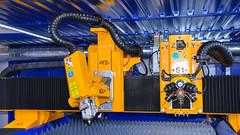 Die neue MSF FiberLas Tube500 zur multifunktionalen 3D-Bearbeitung (MicroStep Europa) Tags: euroblech 2016 microstep microstepeuropa hersteller msf fiberlas tube500 3dbearbeitung bleche rohre profile dvstv