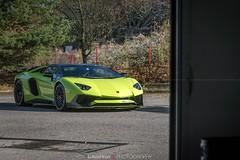 Lamborghini Aventador LP750-4 SV Roadster (Lukas Hron Photography) Tags: open day den otevench dve olympia wellness venory lamborghini sv aventador murcilago porsch gt3 rs 991 mercedesbenz sl black series ferrari 599 gto supercars luxury amg superveloce