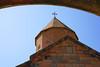 The dome of Our Lady's church, Khor Virap (Andrey Sulitskiy) Tags: armenia khorvirap