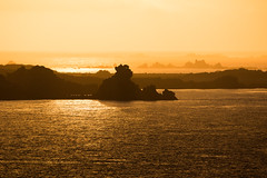 sunset #4 (scilly puffin) Tags: sunset bishoprock lighthouse sea coast islesofscilly stmarys stagnes west amazing beautiful colourful october