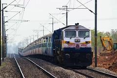 Konark Exp. (B V Ashok) Tags: bhubaneshwarmumbai bbscstm konark express 11020 ecor scr ghatkesar gt kyn kalyan emd 40234 wdp4d