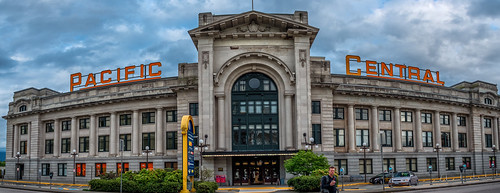 Pacific Central Station (Vancouver BC, Canada)