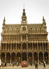 Maison du Roi - Grand Place / King's House - Grote Markt - Brussels Belgium (mbell1975) Tags: bruxelles belgium be maison du roi grand place kings house grote markt brussels eu belgian square platz plaza centre center