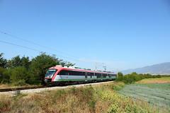 A World Without Graffiti (Krali Mirko) Tags: bdz emu electricmultipleunit siemens desiro 30003 dubene bulgaria transport railway
