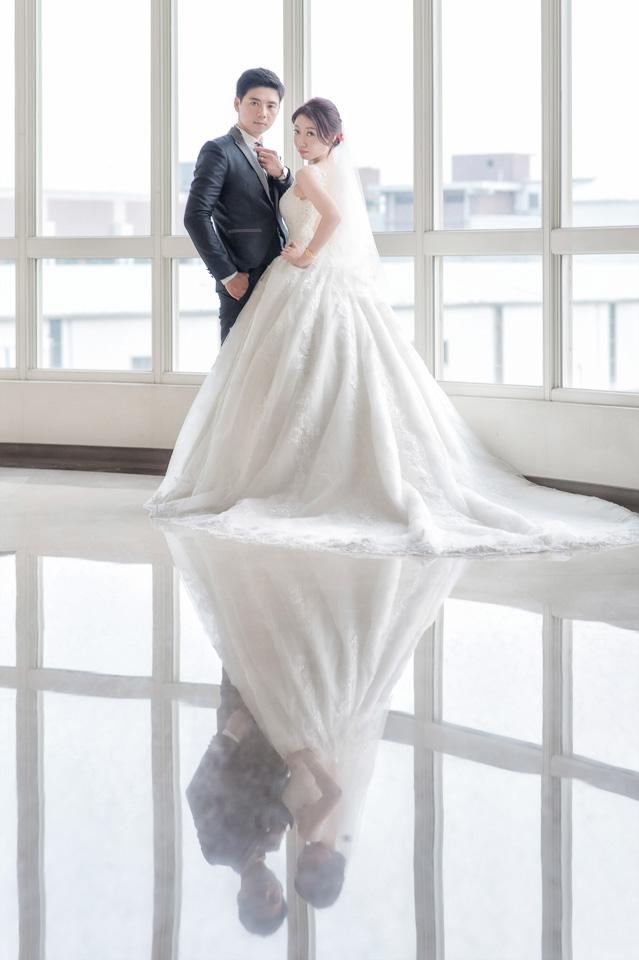 台南婚攝 婚禮紀錄 情定婚宴城堡 C & M 091
