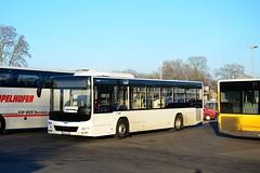 BAR-D 1422 - Erkner, Bhf/ZOB (ulzburger86) Tags: dreyer bus man lions city le erkner ersatzverkehr sev replacement service