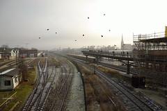 Warschauer Straße (jaimeaa87) Tags: berlin berlino germany alemania deutschland warschauerstrase víasdetren estacióndetren trainstation