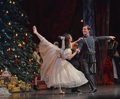 Arancha Baselga, William Bracewell (DanceTabs) Tags: dance ballet brb birminghamroyalballet hippodrome dancing dancers