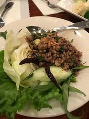 Northern Larb (shinnygogo) Tags: lasvegas larb foodporn foodie foodievegas thaifood yummy eats dish dinner travel destination