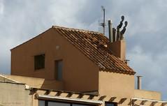 ber den Dchern von Port d'Alcuda * Over the roofs of Port d'Alcuda * Sobre los tejados de Port d'Alcdia *   . P1320778-001 (maya.walti HK) Tags: 2016 balearen casas copyrightbymayawaltihk espaa flickr huser houses mallorca panasoniclumixfz200 portdalcdia spain spanien 231116 espaa huser portdalcdia