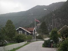 Byglandsfjord (Akbe) Tags: trehus