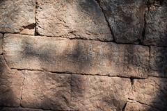 Delphi - Stadium Inscribed Wall (Le Monde1) Tags: greece greek delphi ancient ruins archaeological lemonde1 nikon d800e zeus god navel apollo excavations sanctuary roman stadium inscribed wall pleistos river valley pythian games sacredway temples parnassus unesco worldheritagesite