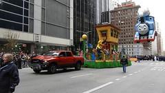 Sesame Street Float - Christopher Jackson - Macy's 2016 Thanksgiving Day Parade (D'OtherPix) Tags: sesamestreet christopherjackson hamilton macys2016thanksgivingdayparade