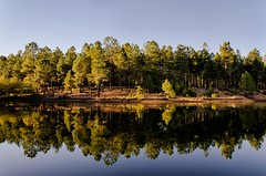 Reflejo (ricardoglezgascon) Tags: reflejo reflection landscape paisaje color otoo autumn