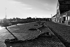 The Quay (Chris Goodacre) Tags: dxofilmpack chrisg35mm monochrome olympusstylus1 kingslynn