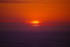 Minimal Sunset (Brian Travelling) Tags: minimal minimalism minimalist sunset water macrihanish campbelltown argyll scotland pentaxkr pentax pentaxdal peaceful serene tranquil