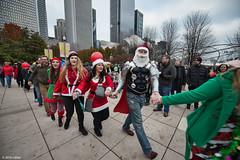 DSC_0965 (critter) Tags: santacon2016 santacon santa bean cloudgate millenniumpark christmas pubcrawl caroling chicago chicagosantacon artinstituteofchicago