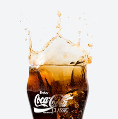 Can't Beat The Real Thing (Brandon_Hilder) Tags: glasses splash wow brilliant