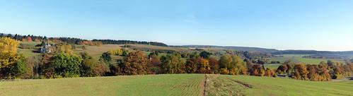 Panorama - von Eckweiler nach Daubach