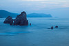 Gaztelugatxe's rocks (visnuh) Tags: canoneos70d canonefs1755ƒ28is sanjuandegaztelugatxe paísvasco basquecountry sunset dusk anochecer verano summer largaexposición longexpo longexposure filtrond densidadneutra