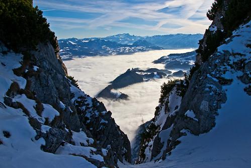 Vantastic views from the Untersberg...
