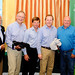 Dick Bourke with 3rd place winners Prem Group, Brian Mc Kee, Joe Lenfesty, Jim Murphy, Stephen Loftus & Michael Vaughan
