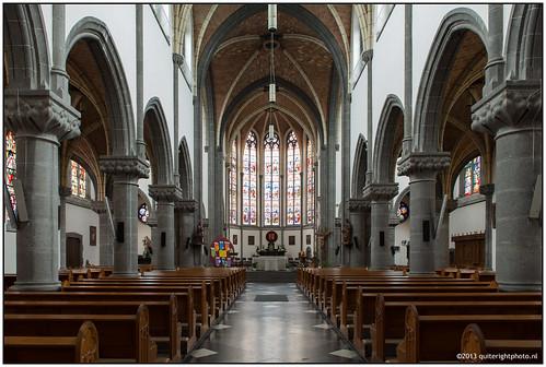 Church of Aubel, Belgium