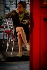 _MG_8889.jpg (Daria Angeli) Tags: urban italy milan girl face june chinatown expression candid milano streetphotography smoking chineserestaurant paolosarpi 2013