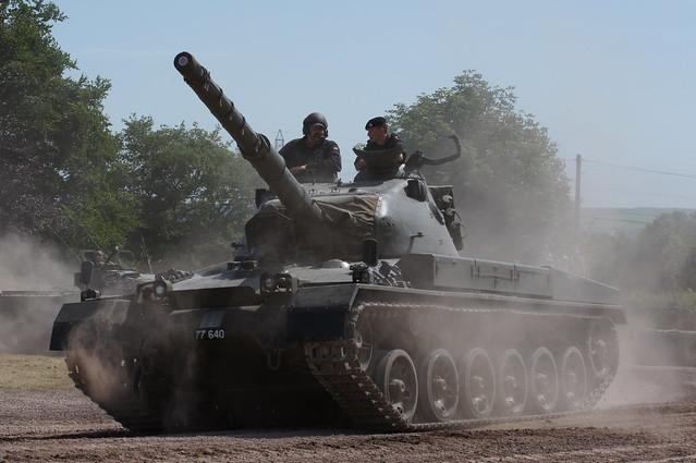 PZ61 Tank