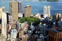 East River view (Six Sigma Man (Thanks for the 2 Million views)) Tags: newyorkcity empirestatebuilding mygearandme mygearandmepremium