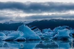 jokulsarlon (pieriv joly) Tags: mountain ice nature landscape iceland glacier iceberg jokulsrlon