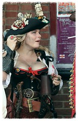 Hastings Pirate Day 2013 (pg tips2) Tags: folk pirates pirate local hastings pirateday 2013