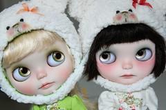 Marina and Sol