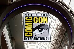 San Diego Comic Con International logo (Gage Skidmore) Tags: california san comic diego center international convention con 2013