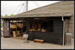 Rope-maker workshop (djlpbb40) Tags: copenhagen denmark europe vikings viking roskilde vikingship vikingshipmuseum copenhagendenmark ropemaker roskildedenmark