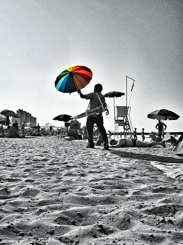 Umbrella for the sun