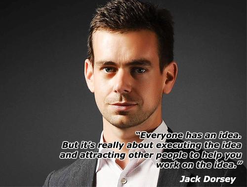 مؤسس موقع تويتر jack dorsey