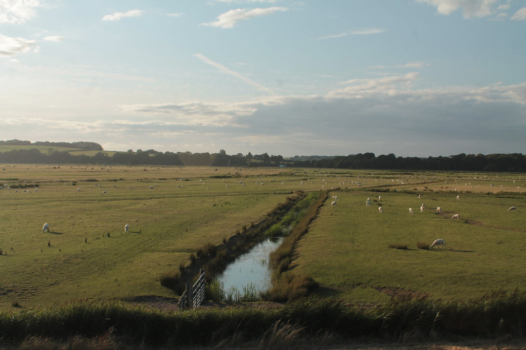 The Walland Marsh at Winchelsea