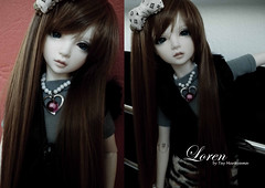 Loren (Tay Mura) Tags: model doll amy jid iplehouse