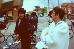 ciclopaseo004 (Uraniana) Tags: urban art canon colombia bogota bicicleta cicla cachaco ciclopaseo