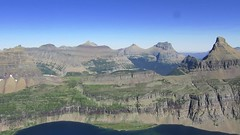 movie: view from Bearhat Mountain, #2 (jcoutside) Tags: movie montana glaciernationalpark