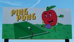Ping Pong (Will S.) Tags: ontario canada roadsideattraction roadsideattractions bigapple mypics canadiana quinte anotherroadsideattraction thebigapple colborne bigobjects bigobject quinteregion largeroadsideattraction largeroadsideattractions bigroadsideattraction bigroadsideattractions giantroadsideattraction giantroadsideattractions colborneontario quintearea largeroundandred